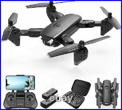 4DRC 4DF6 GPS Drone with 4K HD Camera for Adults5Ghz FPV Live Video camera RC