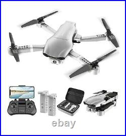 4DRC F3 GPS Drone 4K with FPV Camera Live Video, Foldable Drone