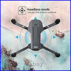4DRC F4 GPS Drone with 4k FHD Camera for Adults, Drone with 5G WiFi Live Video