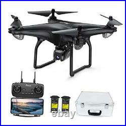 D58 Drone with 4K Camera for Adults, 5G WiFi HD Live Video, GPS Auto Return