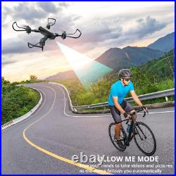 Dragon Touch GPS Drone with Camera for Adults, 1080P HD FPV Live Video