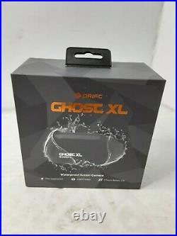 Drift Ghost XL Waterproof Action Camera 9 Hours Battery Life 1080P Video-Black