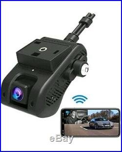 Dual Dash Cam, Lncoon 3G/WiFi Car Dash Camera 1080P with 3G Live Video Streaming