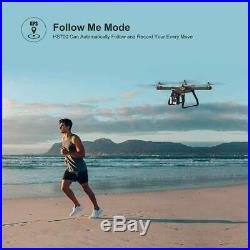 FPV Drone with 1080p HD Camera Live Video GPS Return Home 5G WiFi Transmission