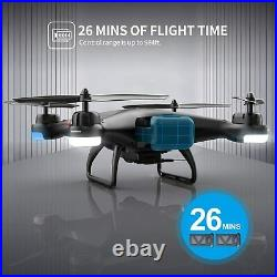 GPS Drone with 1080P HD Camera FPV Live Video for Adults and Kids Quadcopter HS1