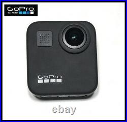 Gopro Max Waterproof 360 Degree Hypersmooth Live Stream Action Cam+new Accessory