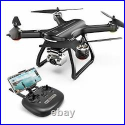 HS700D FPV Drone with 4K UHD Camera Live Video and Brushless Motor