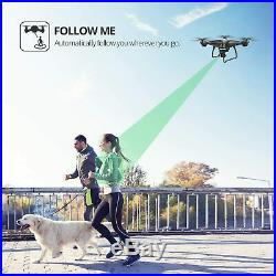 Holy Stone 2K GPS FPV RC Drone HS100 with HD Camera Live Video and GPS Return Ho
