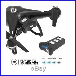 Holy Stone GPS FPV RC Drone HS100 Camera Live Video 1080P HD and GPS Return