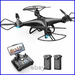 Holy Stone HS110D FPV RC Drone with 1080P HD Camera Live Video 120° Wide-Angle