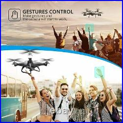 Holy Stone HS110D FPV RC Drone with 1080P HD Camera Live Video 120° Wide-Angle W