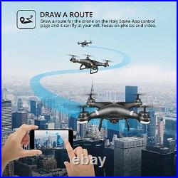 Holy Stone HS110G GPS FPV Drone with 1080P HD Live Video Camera RC Beginners