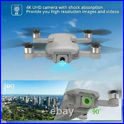 Holy Stone HS510 GPS Drone with 4K UHD Camera 5G FPV Live Video for Adults