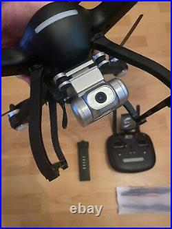 Holy Stone HS700D FPV Drone with 1080p UHD Camera Live Video Used twice
