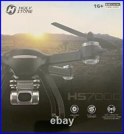 Holy Stone HS700D FPV Drone with 4K UHD Camera Live Video Brand New Sealed