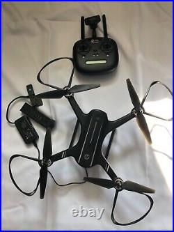 Holy Stone HS700D FPV Drone with 4K UHD Camera Live Video - Used