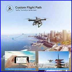 Holy Stone HS700D FPV Drone with 4K UHD Camera Live Video and Brushless Motor