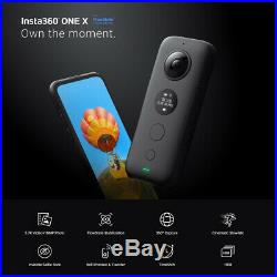 Insta360 ONE X 5.7K HD VR 360°Panoramic Live Streaming Sport Camera Camcorder
