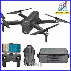Jettime X-7 GPS Foldable Drone, 1680P FHD Camera, FPV Live Video RC Quadcopter
