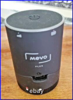 Mevo Plus Live Event Camera Used Compatible with Android & iOS