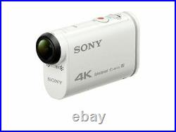 NEW SONY 4K LIVE-VIEW ACTION CAM CAMERA w REMOTE KIT FDR-X1000VR FREE SHIPPING