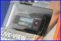 New SONY HDR-AZ1VR LIVE-VIEW REMOTE KIT Mini Action Cam Camera