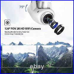 Potensic T25 GPS Drone, FPV RC Drone with Camera 1080P HD WiFi Live Video