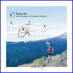 Potensic T25 GPS Drone, FPV RC Drone with Camera 1080P HD WiFi Live Video, Au