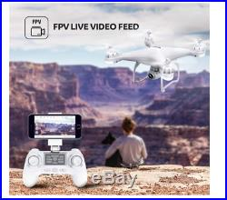 Potensic T25 GPS Drone FPV RC with Camera 1080P HD WiFi Live Video Wide Angle