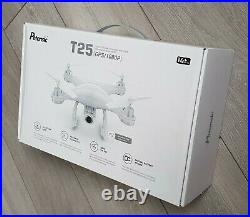 Potensic T25 GPS Drone with HD 2K Camera, FPV RC, Live Video. (-Battery Pack)