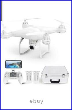 Potensic T25 Gps Drone With Hd 2k Camera, Live Video, Dual Gps Return Home