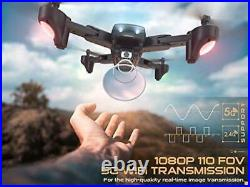 SNAPTAIN SP500 Foldable GPS FPV Drone with 2K HD Camera Live Video for