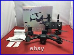 SNAPTAIN SP510 Foldable GPS FPV Drone with 2.7K Camera UHD Live Video- NOB