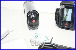 SONY HDR-AS200VR Action Cam with Live-View Remote Kit / never used