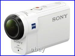 SONY HDR-AS300R Digital HD Video Camcorder with LIVE-VIEW REMOTE KIT From JAPAN