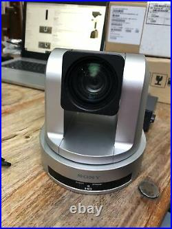 SONY SRG-120DH HDMI 1080p HD REMOTE PTZ CAMERA LIVE VIDEO BROADCAST STREAMING