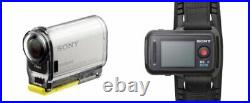 SONY video camera action cam AS100VR live view remote control kit. From Japan