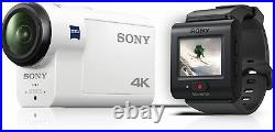 Sony Action 4K Cam FDR-X3000R + Live Remote kit