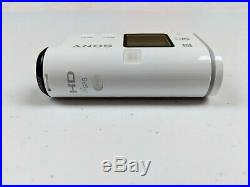 Sony Action HDR-AS100V + Live View Remote Action Camera Bundle (Unboxed)