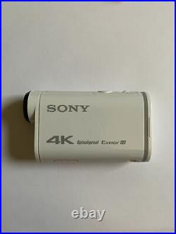 Sony FDR-X1000V 4K Action Cam 1080p, with Sony RM-LVR1 Live View Remote Control