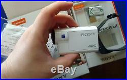 Sony FDR-X3000 4K Action Cam Live-View Remote Travel-Kit OVP