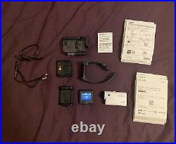 Sony FDR-X3000R 4K Action Cam with Live-View Remote Wi-Fi & GPS