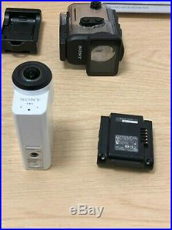 Sony FDR-X3000R Action Camera 4K Video Camcorder + Live-View Remote Waterproof