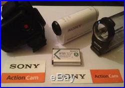 Sony HDR-AS200VR Live view remote kit (Camera + case + remote) Action cam pack
