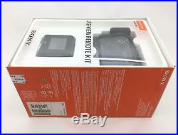 Sony HDR-AS50R Full HD Action Cam Camcorder with RM-LVR3 Live-View Remote NEW