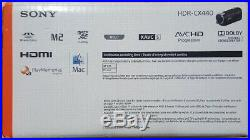 Sony HDR-CX440 Handycam Brand New Factory Sealed USTREAM Live Streaming