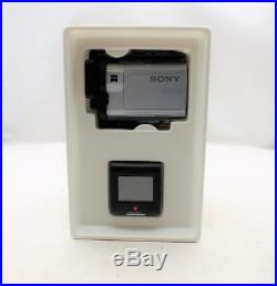 Sony HDRAS300R/W HD Recording Action Cam Live View Remote Underwater Camcorder