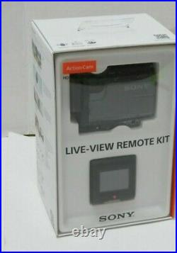 Sony HDRAS50R/B Full HD Waterproof Action Camera+Live View Remote 90Day Warranty