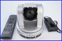 Sony SRG -120DH 1080p HD HDMI Remote PTZ Camera Live Video Broadcast Streaming