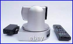 Sony SRG 120DH HDMI 1080p HD Remote PTZ Camera Live Video Streaming & Broadcast